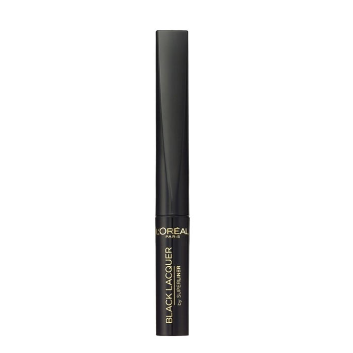 LOreal Paris Super Liner Black Lacquer Waterproof Eyeliner 6ml