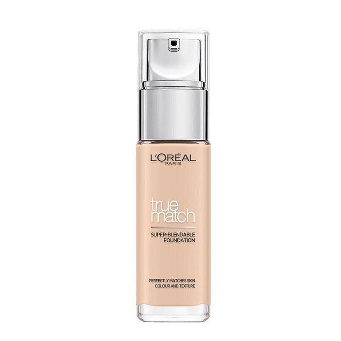 LOreal True Match Foundation 1.5N Linen 30ml
