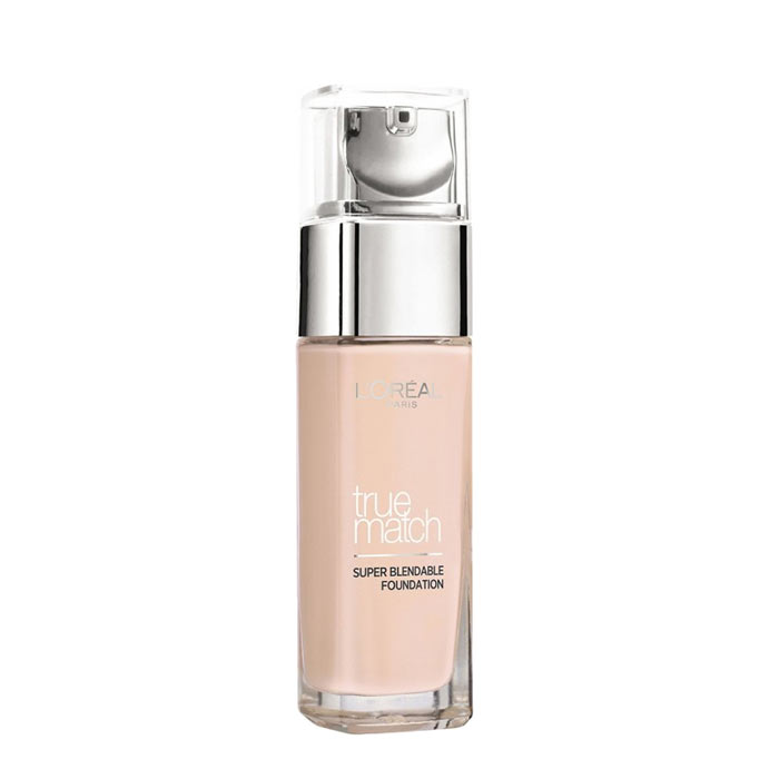 LOreal True Match Foundation 1R1C Ivory Rose 30ml