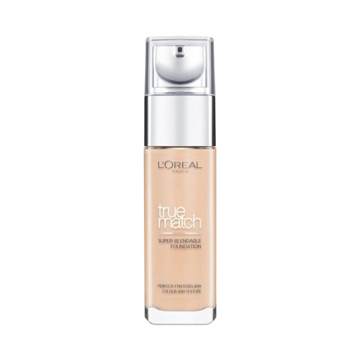LOreal True Match Foundation 3D3W Beige 30ml