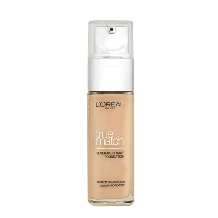 LOreal True Match Foundation N1 Ivory 30ml