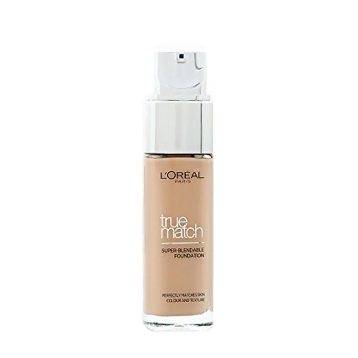 LOreal True Match Foundation W3 Golden Beige 30ml