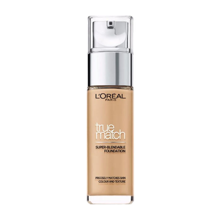 LOreal True Match Foundation W5 Golden Sand 30ml