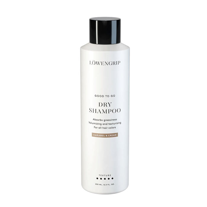 Löwengrip Good To Go Dry Shampoo Caramel & Cream 250ml