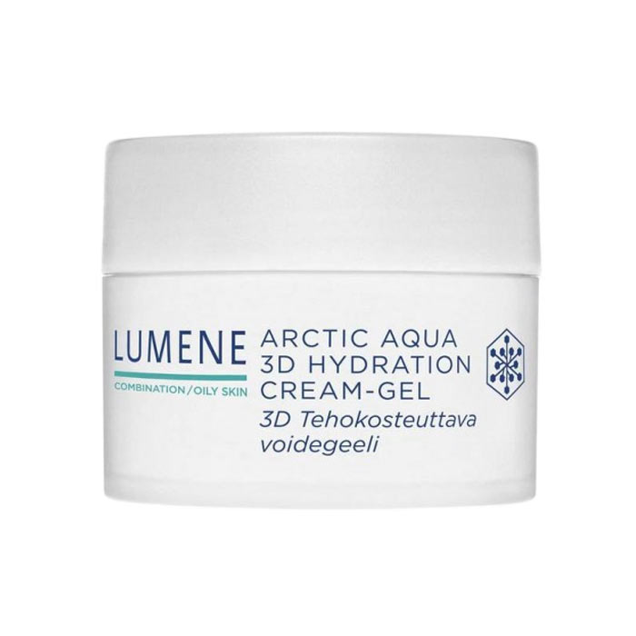 Lumene Arctic Aqua 3D Hydration Cream Gel 50ml - Oily Combination Skin