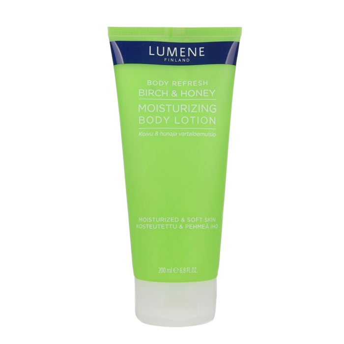 Lumene Body Refresh Birch & Honey Body Lotion 200ml