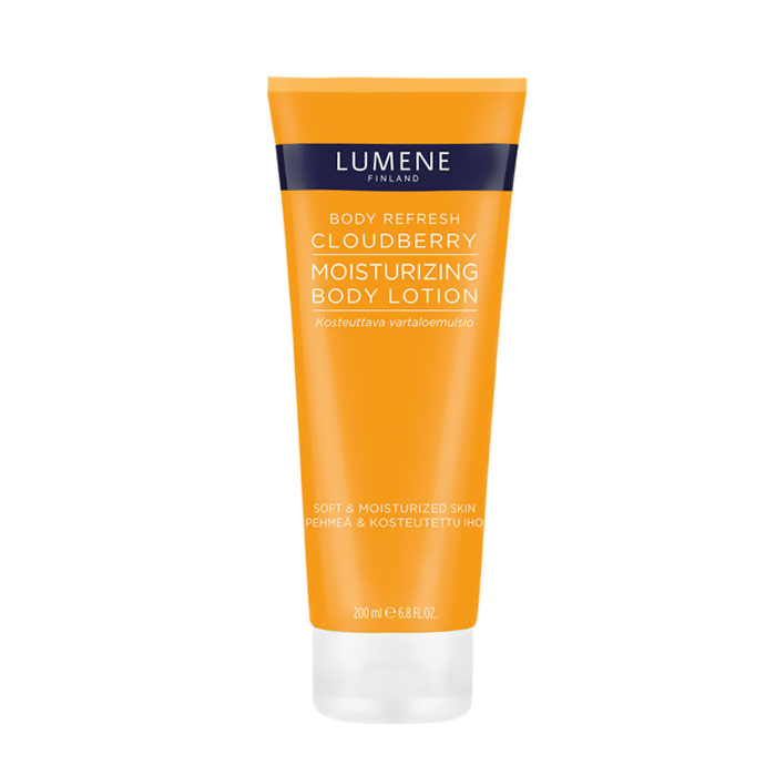 Lumene Body Refresh Cloudberry Body Lotion 200ml