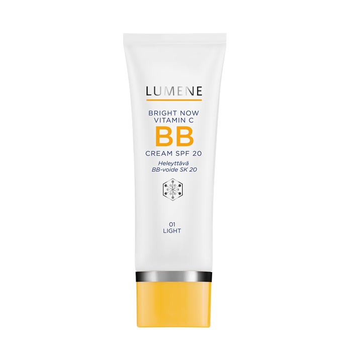 Lumene Bright Now Vitamin C BB Cream SPF20 - 01 Light 50ml