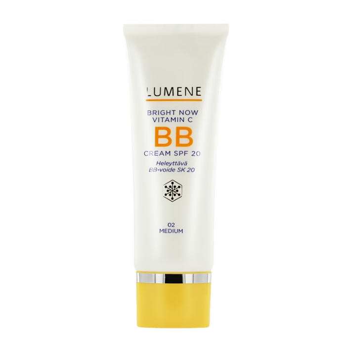 Lumene Bright Now Vitamin C BB Cream SPF20 50ml - 02 Medium