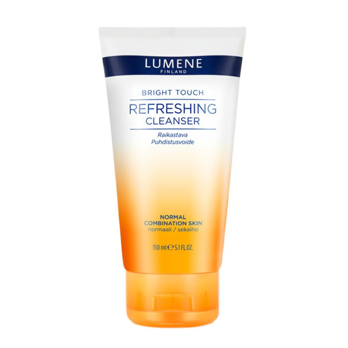 Lumene Bright Touch Refreshing Cleanser 150ml - Normal Combination Skin