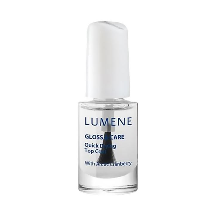 Lumene Gloss & Care Quick Drying Top Coat 5ml