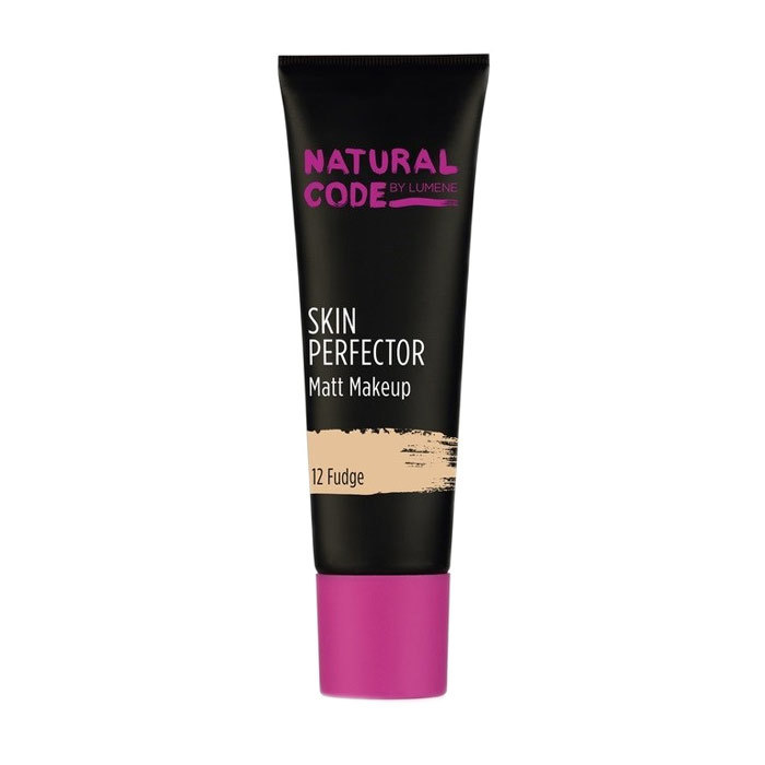 Lumene Natural Code Skin Perfector Matt Makeup 12 Fudge 30ml