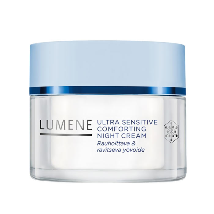 Lumene Ultra Sensitive Comforting Night Cream 50ml