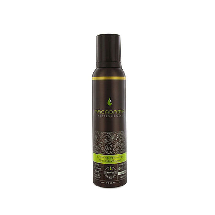 Macadamia Natural Oil Foaming Volumizer Mousse 171g