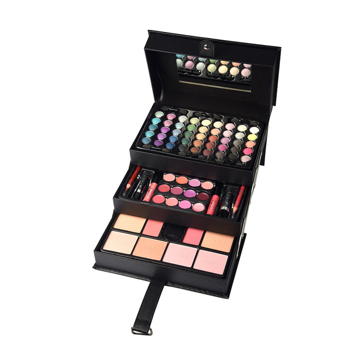 Makeup Box Beauty Case Black