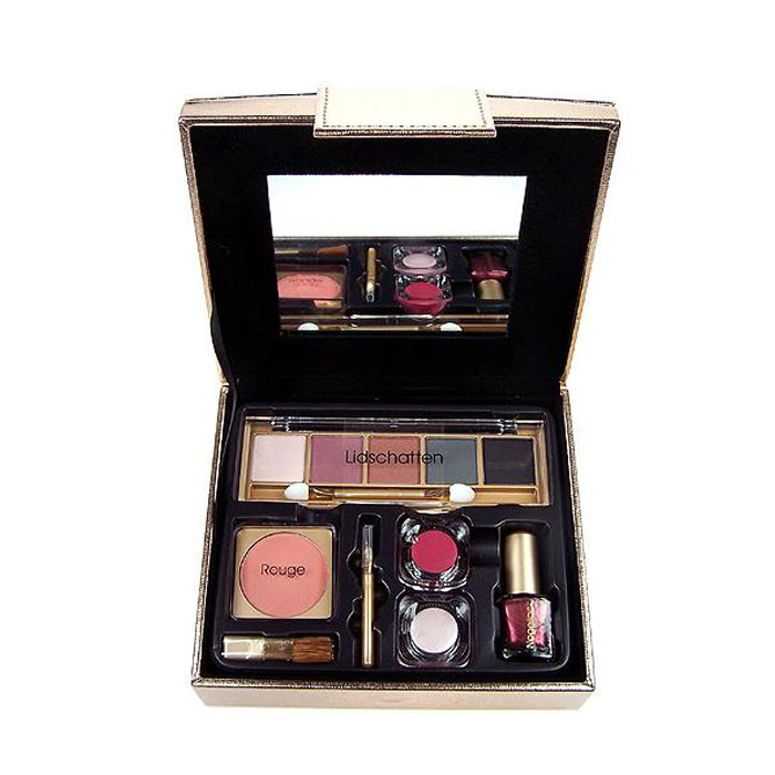 Makeup Box Pink Tablet
