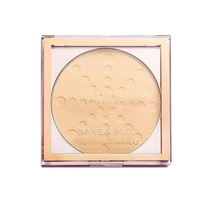 Swish Makeup Revolution Bake & Blot Powder - Banana Light