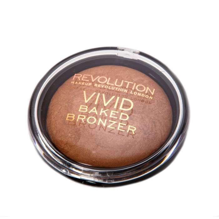 Makeup Revolution Baked Bronze - Golden Days