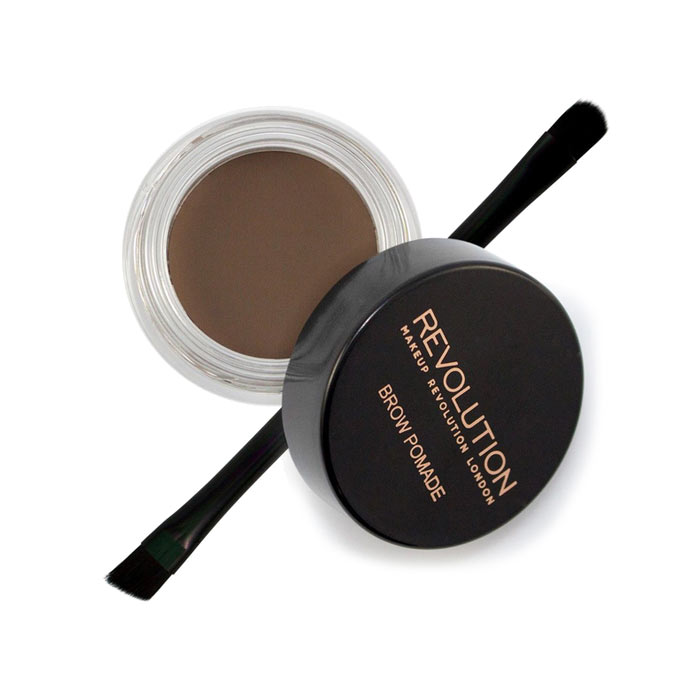 Makeup Revolution Brow Pomade - Ash Brown
