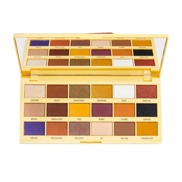 Makeup Revolution Chocolate Palette - Creme Brulee