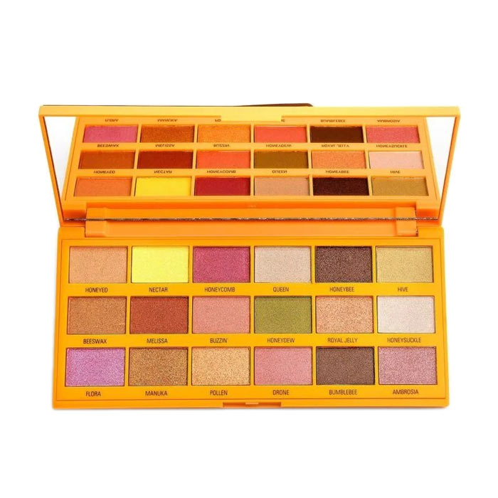 Makeup Revolution Chocolate Palette - Honey