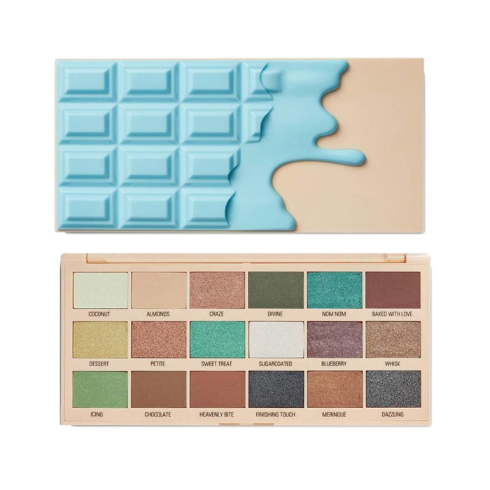 Makeup Revolution Chocolate Palette - Macaroons