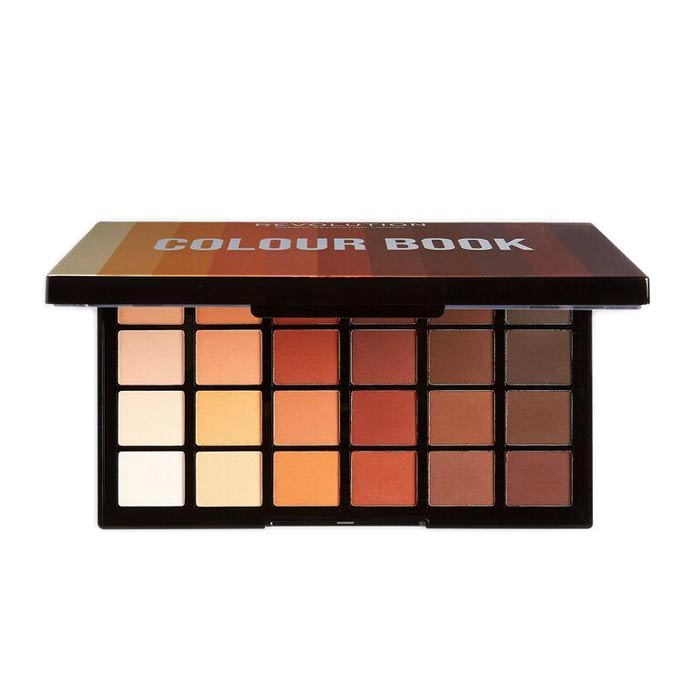 Swish Makeup Revolution Colour Book Palette - CB 05