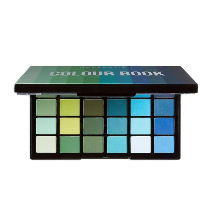 Makeup Revolution Colour Book Palette - CB 05