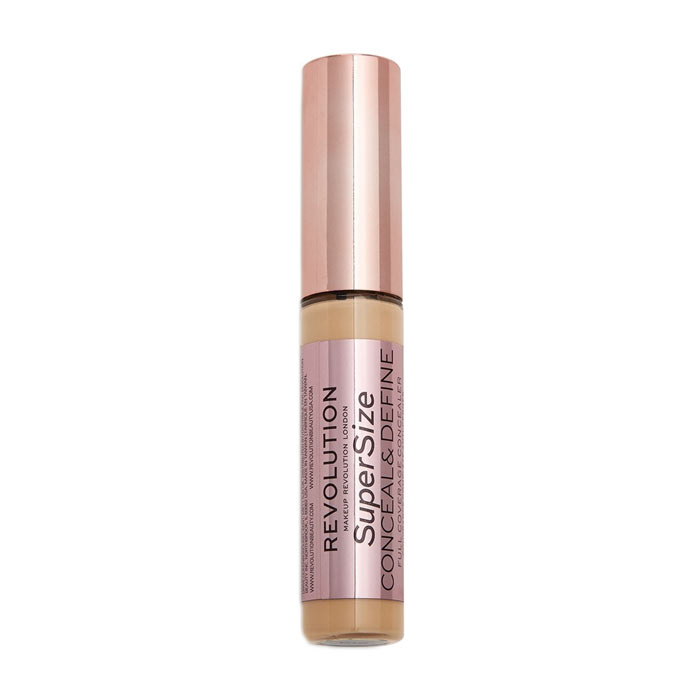 Makeup Revolution Conceal & Define Supersize Concealer C10