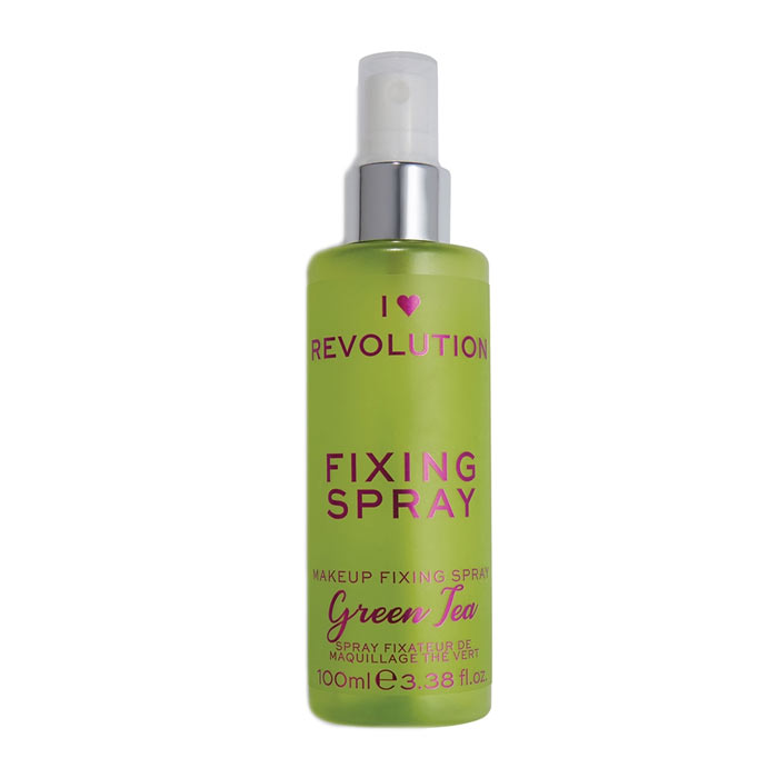 Makeup Revolution Fixing Spray - Green Tea