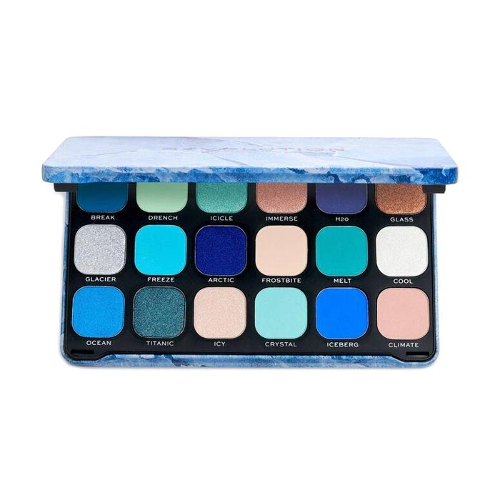 Makeup Revolution Forever Flawless Palette - Ice
