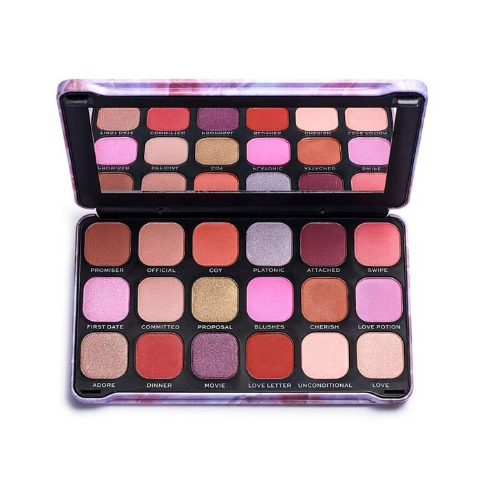 Swish Makeup Revolution Forever Flawless Palette - Ice