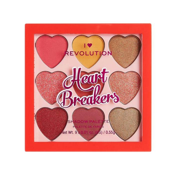 Makeup Revolution Heart Breakers - Courage
