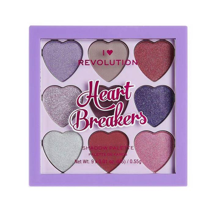 Swish Makeup Revolution Heart Breakers - Courage