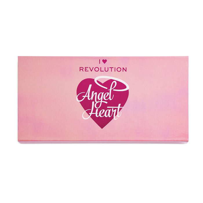 Makeup Revolution I Heart Revolution Angel Heart Palette