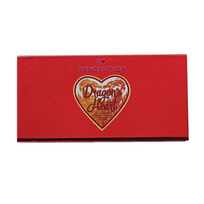 Makeup Revolution I Heart Revolution Dragons Heart Palette