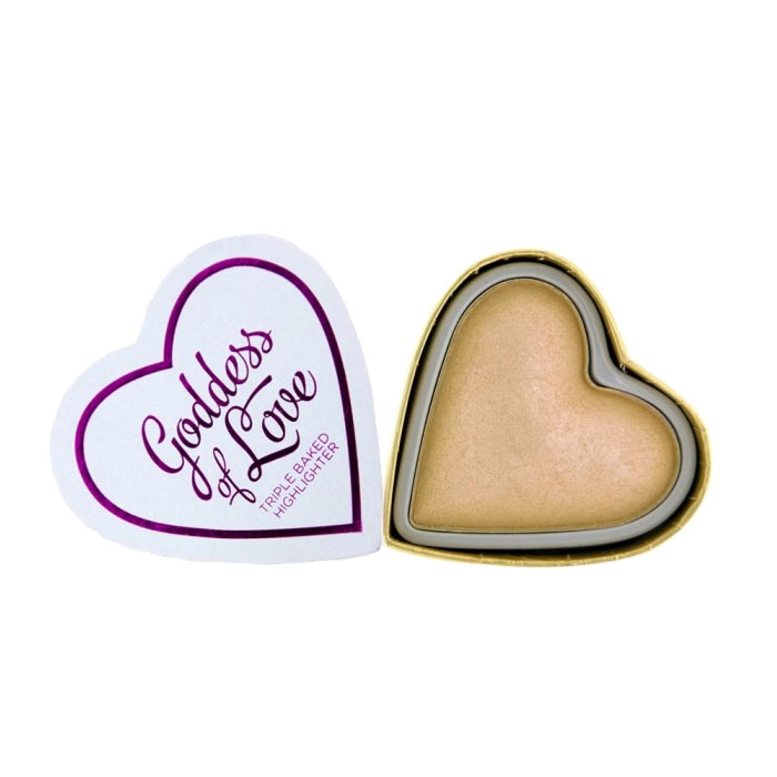 Makeup Revolution I Heart Revolution - Godess of Love Highlighter
