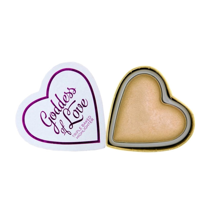 Makeup Revolution I Heart Revolution - Golden Godess Highlighter