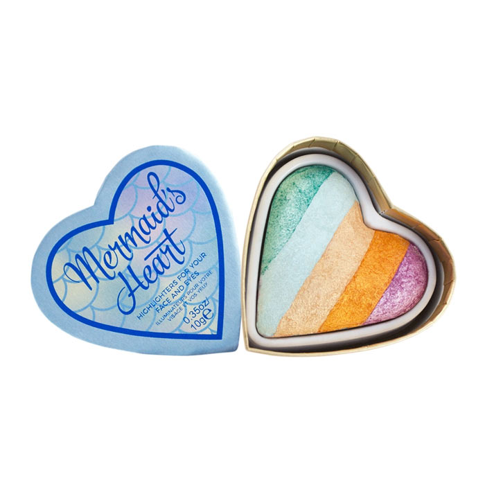 Makeup Revolution I Heart Revolution Mermaids Heart Highlighter