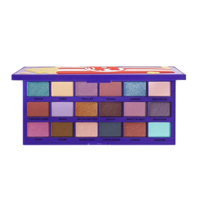 Swish Makeup Revolution I Heart Revolution Palette - Hot Dog