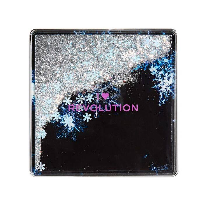 Swish Makeup Revolution I Heart Revolution Snow Globe - Snowflake