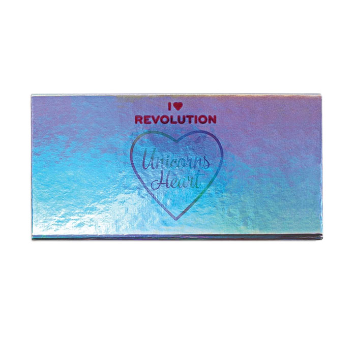 Makeup Revolution I Heart Revolution Unicorn Heart Palette
