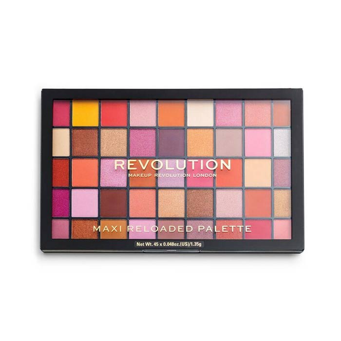 Swish Makeup Revolution Maxi Reloaded Eyeshadow Palette - Large It Up