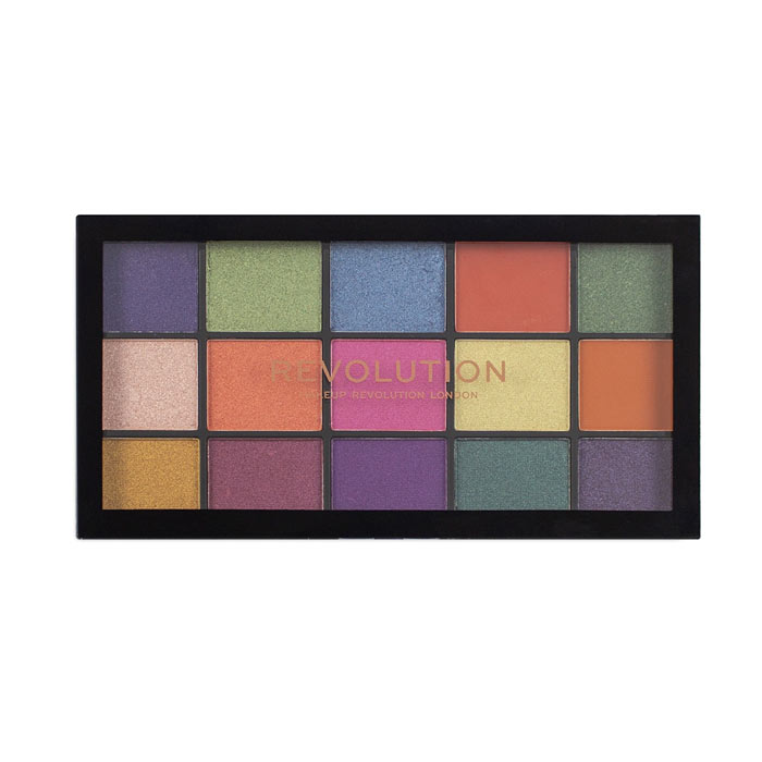 Makeup Revolution Re-Loaded Palette Passion for Colour