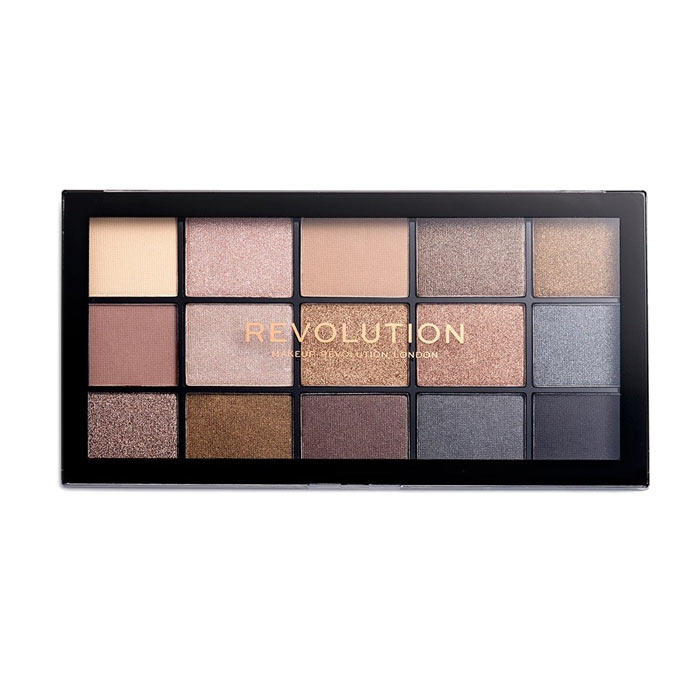 Makeup Revolution Reloaded Palette - Smoky Neutrals