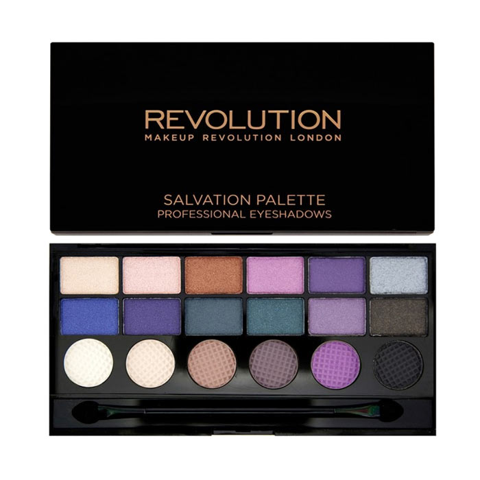Makeup Revolution Salvation Palette - Unicorns Unite