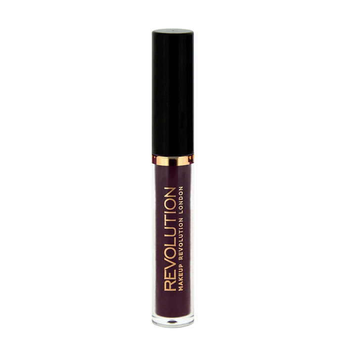 Makeup Revolution Salvation Velvet Lip Lacquer - Vamp