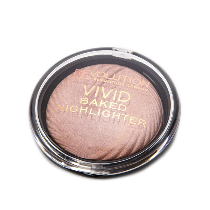 Makeup Revolution Vivid Baked Highlighter - Peach Lights