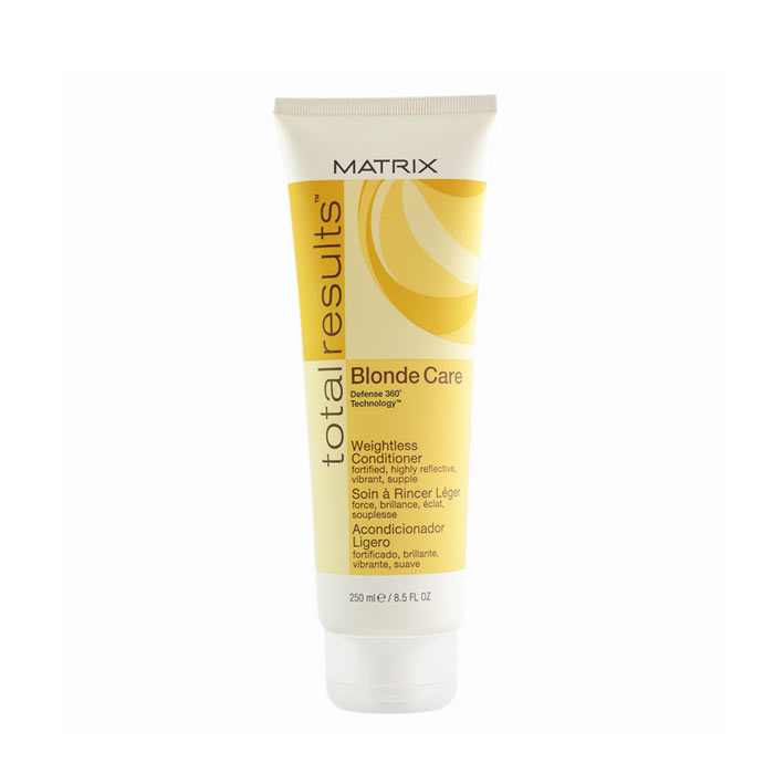 Matrix Total Results Blonde Care Conditioner 250ml