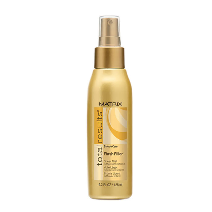 Matrix Total Results Blonde Care Flash Filler Mist 125ml